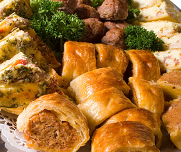 Funeral Buffet Catering